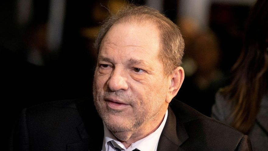Weinstein apela su condena por delitos sexuales de 23 años de cárcel