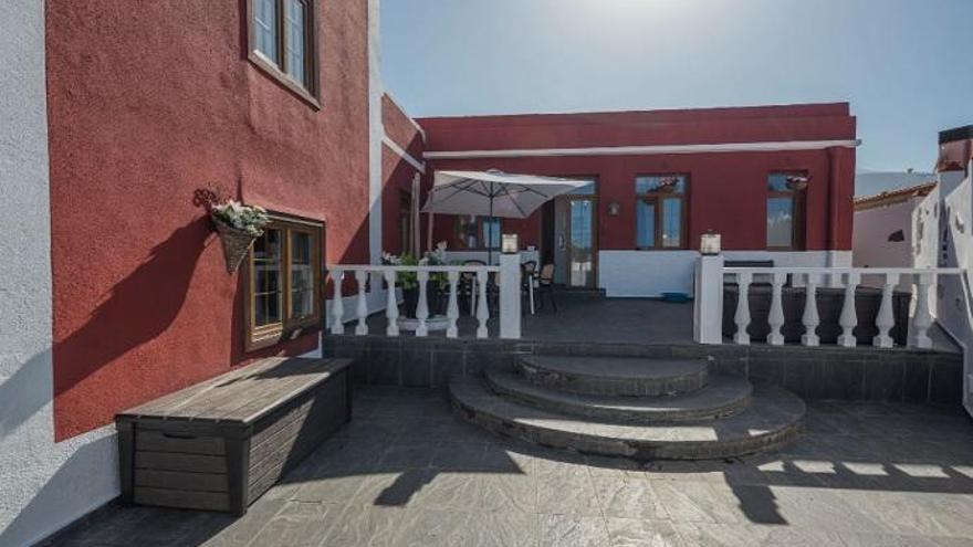 Casas con encanto en Puerto de la Cruz