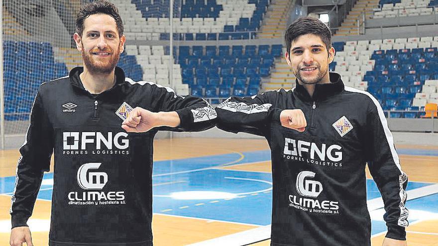 Palma Futsal | Rafa López: «Tenemos que subir el nivel para ser más regulares»