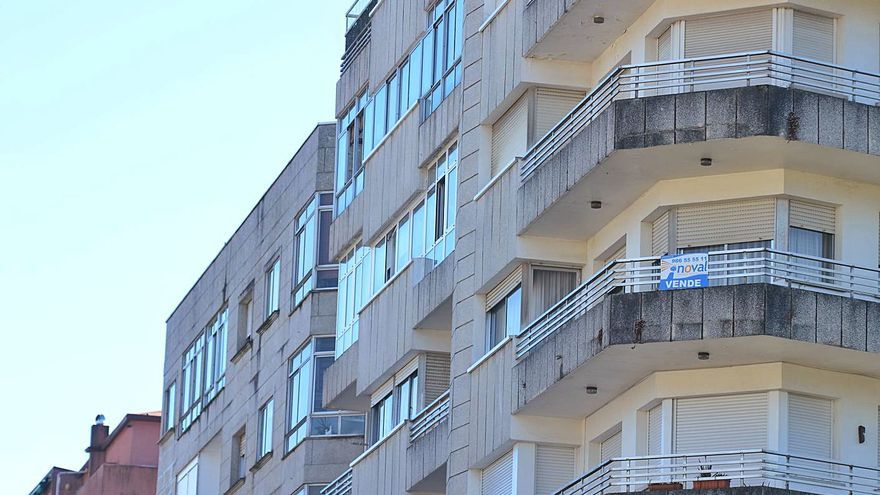 Las viviendas de Vilagarcía más baratas que en O Grove o Rianxo