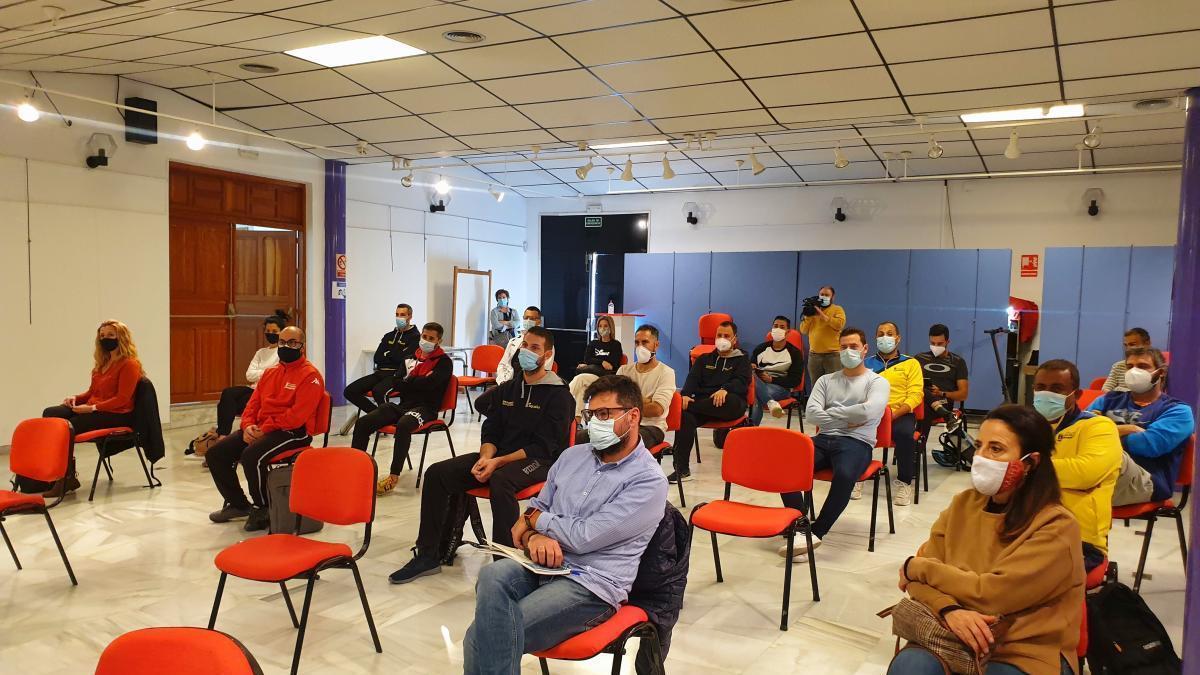 Caravaca cede a 23 trabajadores municipales para realizar tareas de rastreo