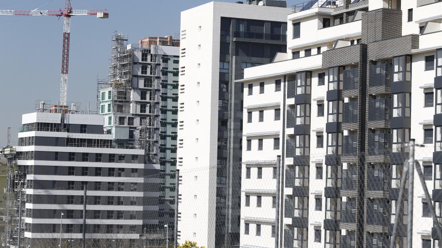La compraventa de viviendas cayó un 5,4 % en noviembre en Canarias
