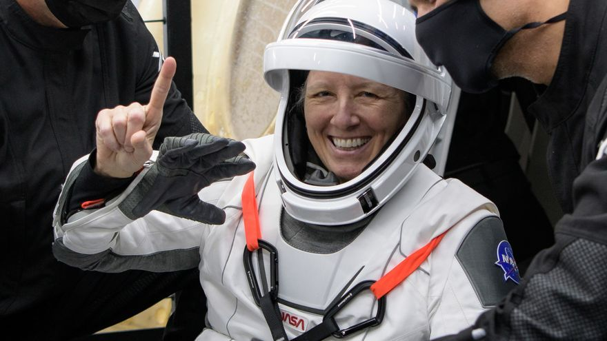 Los cuatro astronautas de la cápsula Resilience regresan de la Estación Espacial Internacional