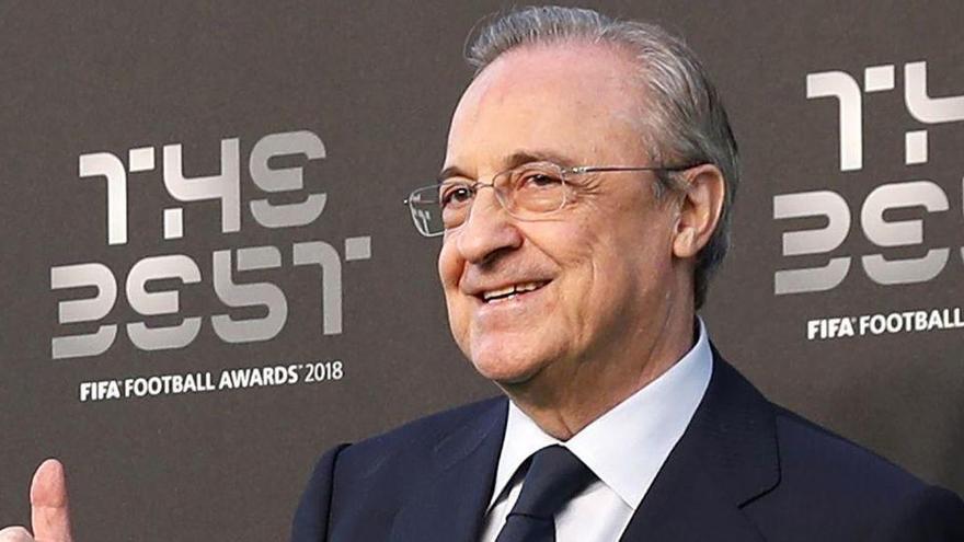 Florentino: «O fem alguna cosa, o només aguantaran els clubs d'un estat o d'un multimilionari»