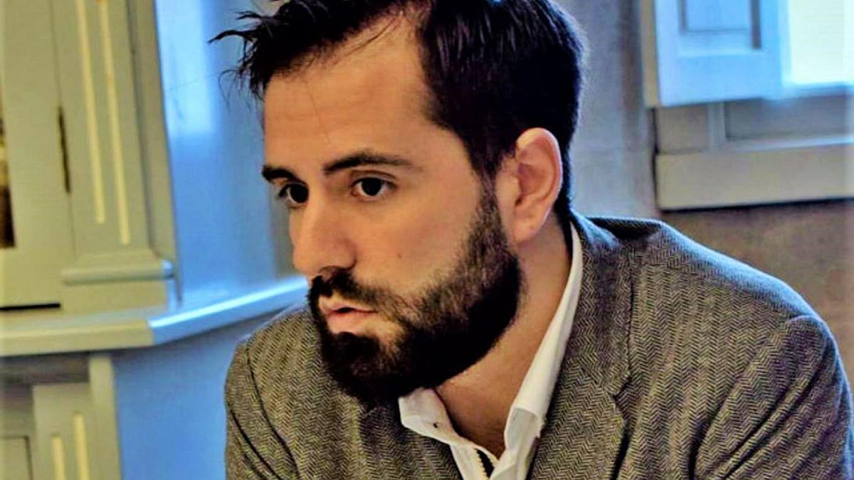 El investigador Francisco Leira Castiñeira.  | // LA OPINIÓN