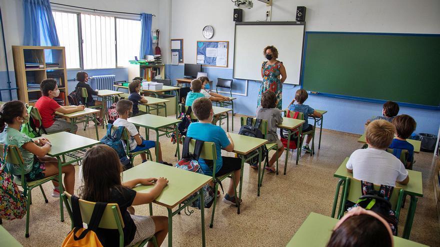Reducir las ratios y mejorar la conciliación marcan las demandas educativas