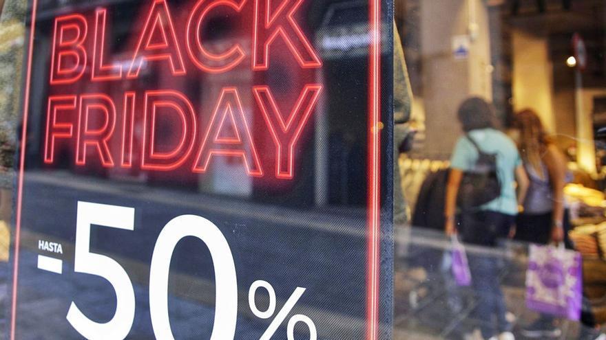 El comercio 'acelera' para que el Black Friday frene las caídas en un 15%