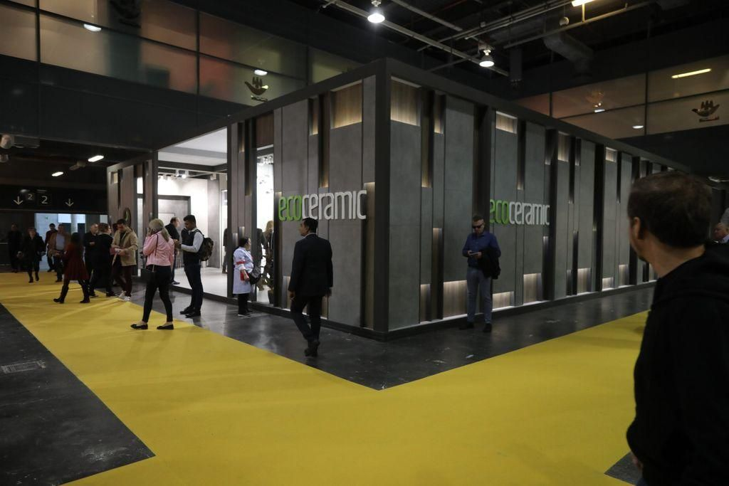 Ecoceramic en Cevisama 2020