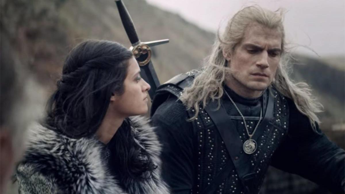 Imagen de la primera temporada de 'The Witcher'.