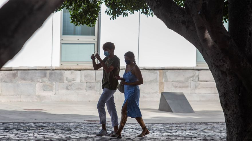 Canarias supera los 80.000 casos de Covid con los 626 diagnósticos hoy