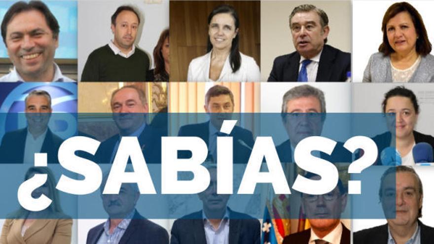 Elecciones Generales Galicia | Estos son, uno a uno, los elegidos por Galicia al Senado