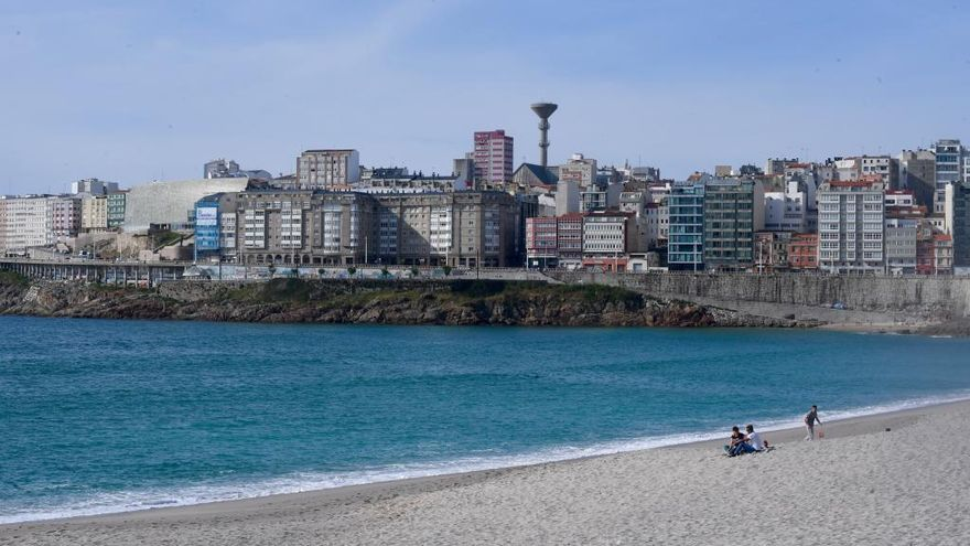 A Coruña disfrutará un fin de semana con tiempo muy estable