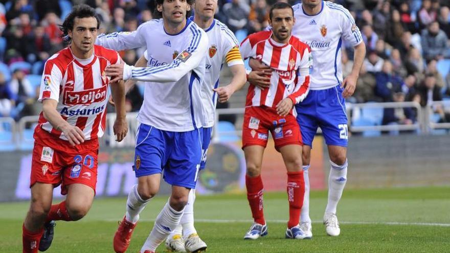El Sporting busca su segundo triunfo en Zaragoza en 38 años