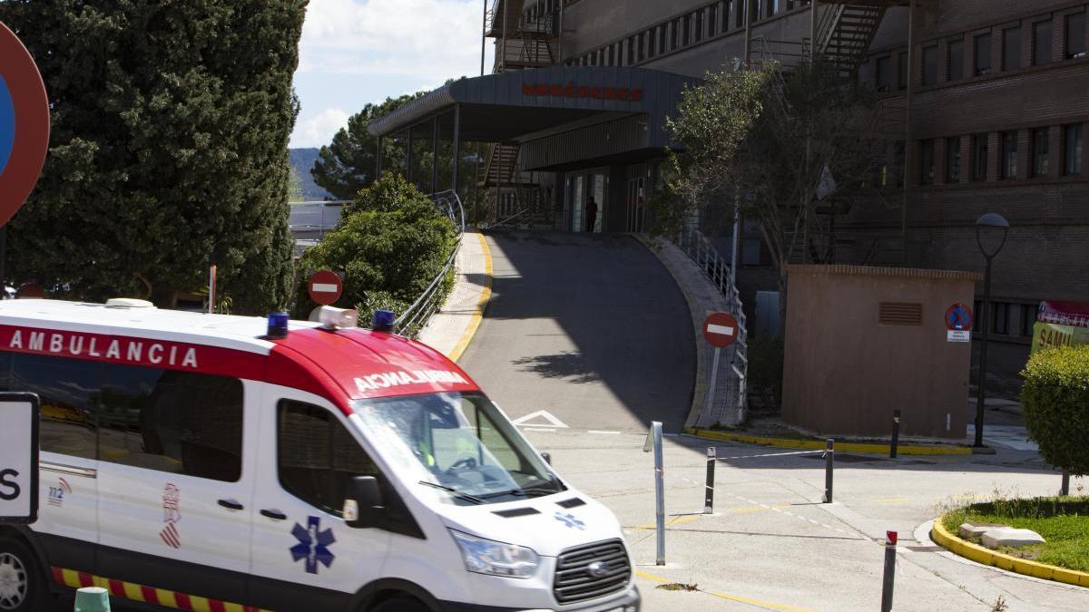 Hospital Lluís Alcanyís de Xàtiva