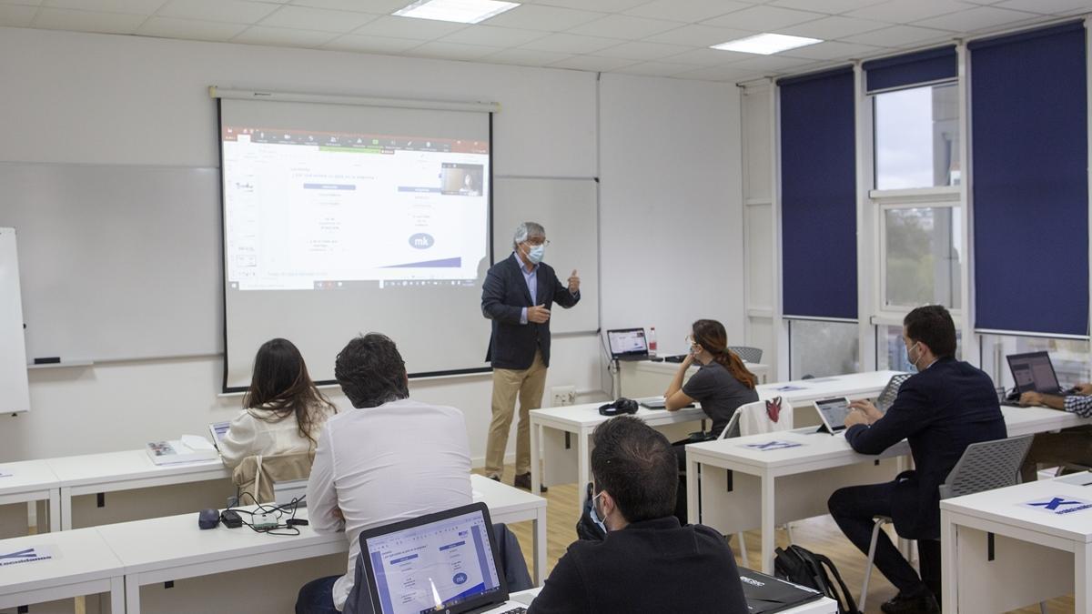 Clases de postgrado en ESIC Sevilla