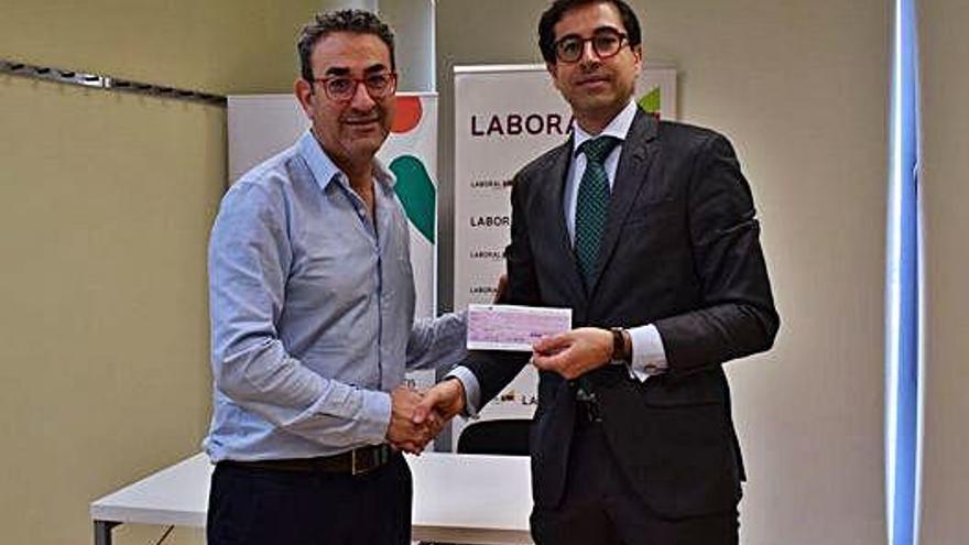 2.000 euros para la Asociación de Alzhéimer