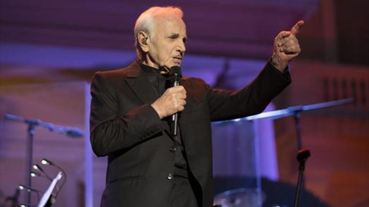 5 canciones para recordar a Aznavour
