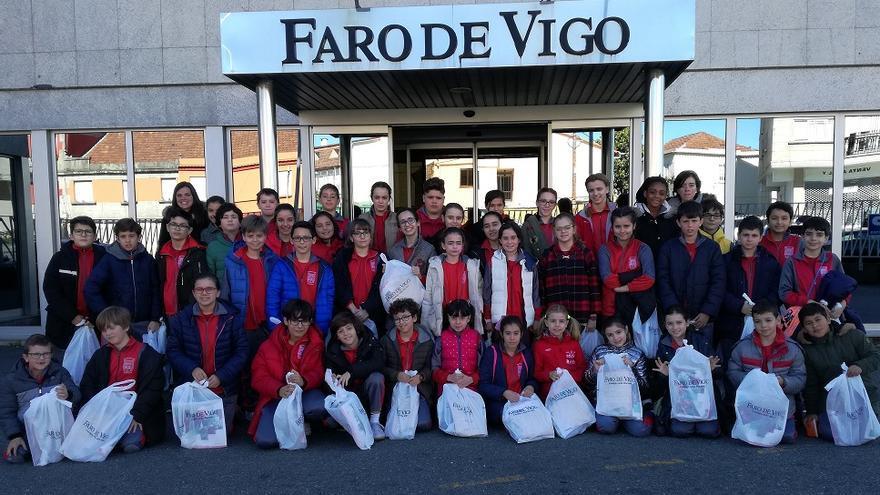 Aquellas visitas a Faro de Vigo...