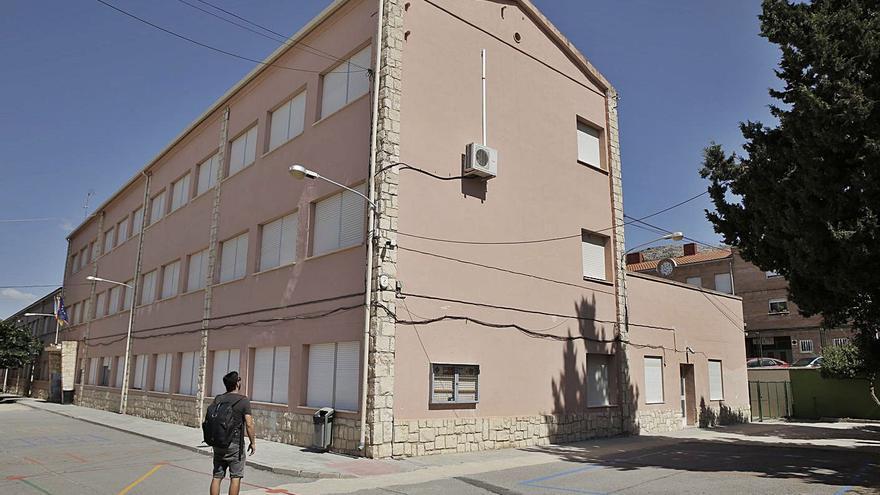 Educación derribará el colegio Príncipe de Villena para construir uno nuevo