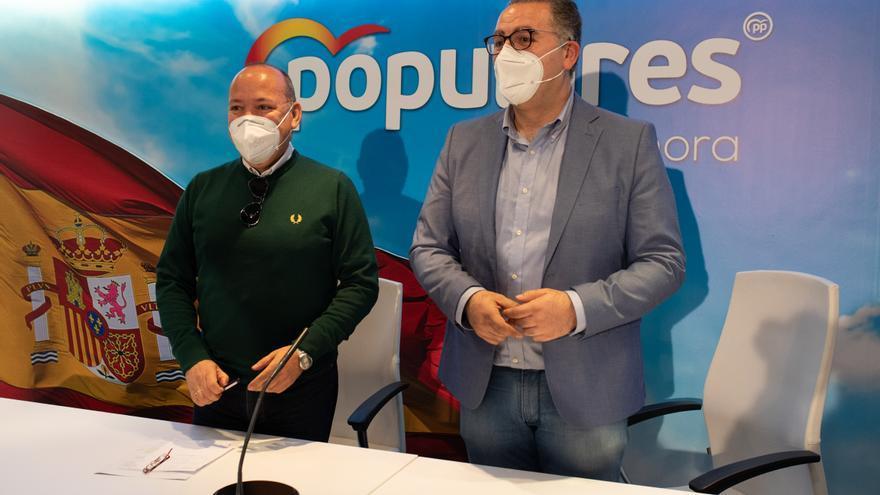 """El PP de Zamora reclama que el PSOE defienda a la provincia en lugar de proponer """"mociones fake"""""""