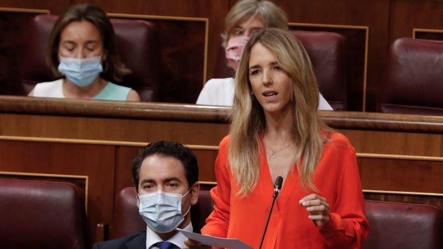 De colecta para la marquesa: recaudan dinero para Cayetana Álvarez de Toledo