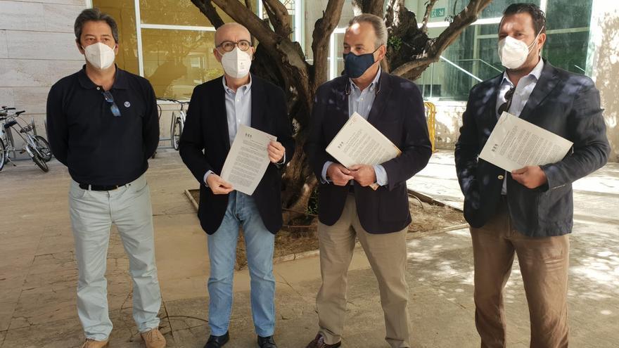 PP y Vox se unen y defienden la tauromaquia en Castellón