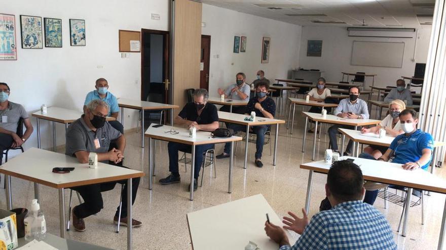 Movilidad inicia una ronda de reuniones para dar a conocer Palma Camina
