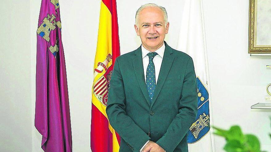 El alcalde de Las Torres de Cotillas dimite por motivos personales