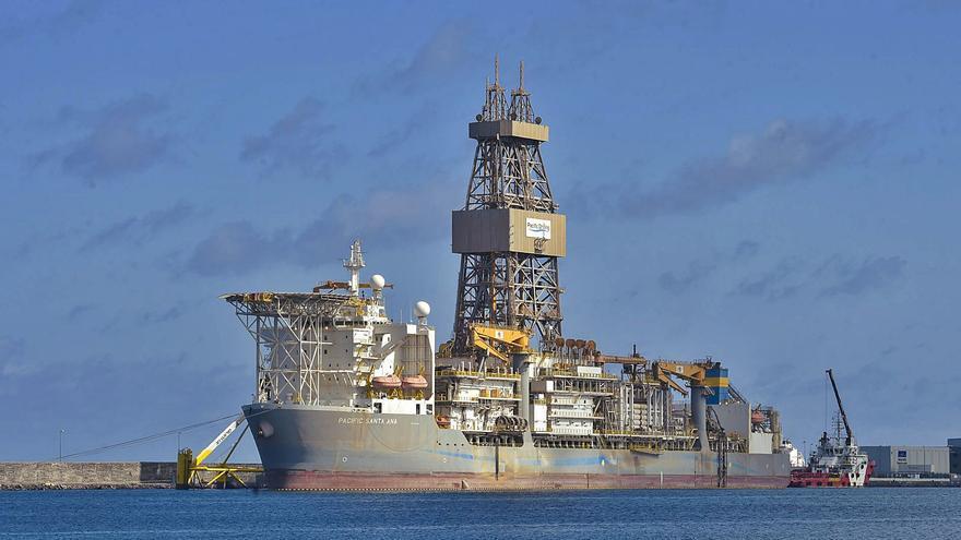 El sector petrolero 'offshore' se reactiva en el Puerto tras el parón del verano