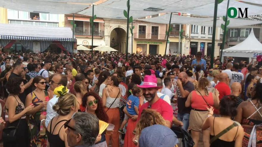 Málaga mantiene la afluencia de visitantes en los últimos días de Feria