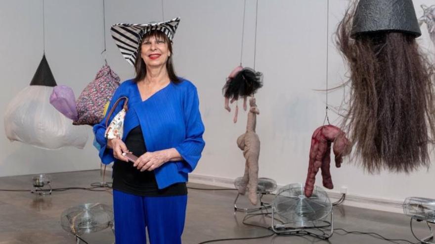 La exposición sobre Carmen Alborch se abrirá el 7 de octubre
