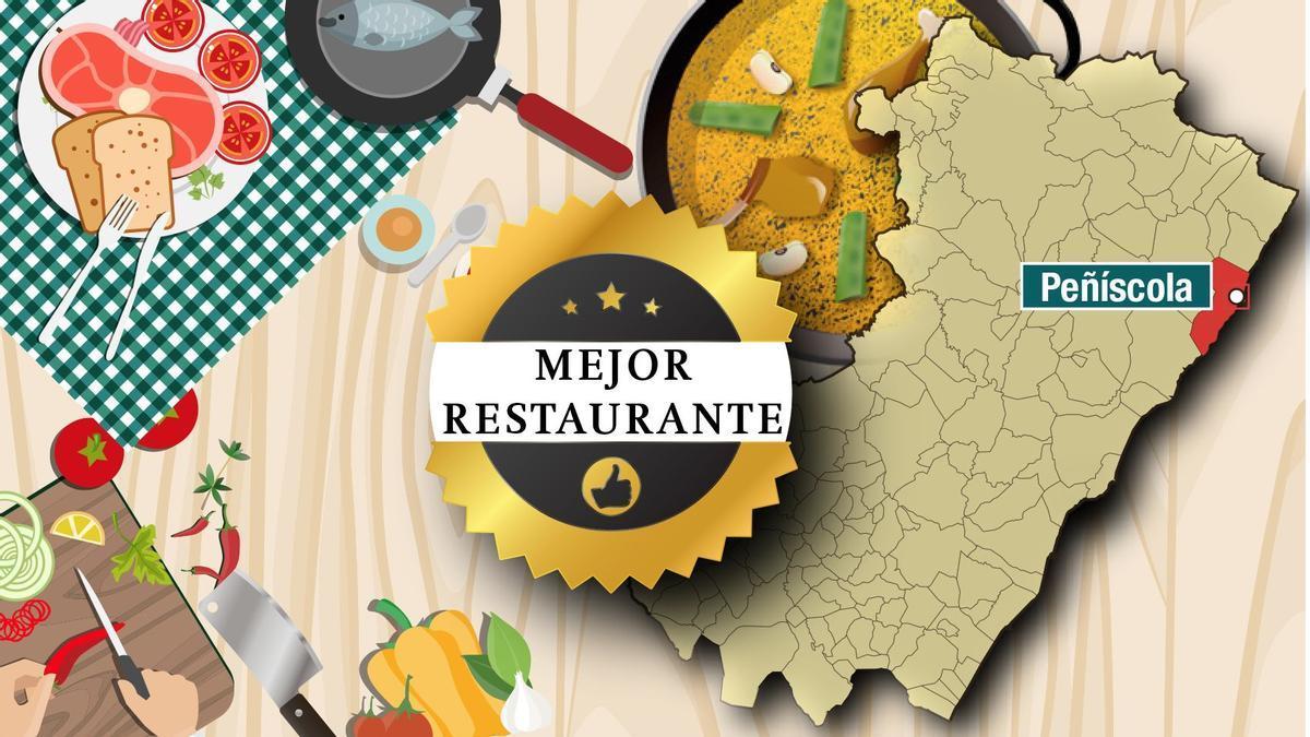 La gastronomía de Peñíscola, uno de los puntos fuertes del municipio costero del Baix Maestrat.