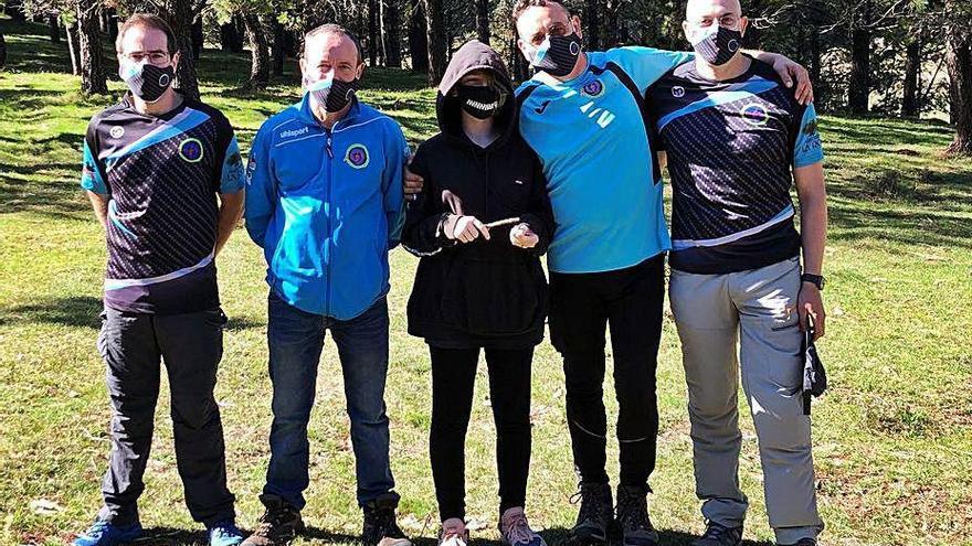 El club ArcoCelta de Lalín logra dos medallas en el Campeonato Gallego 3D