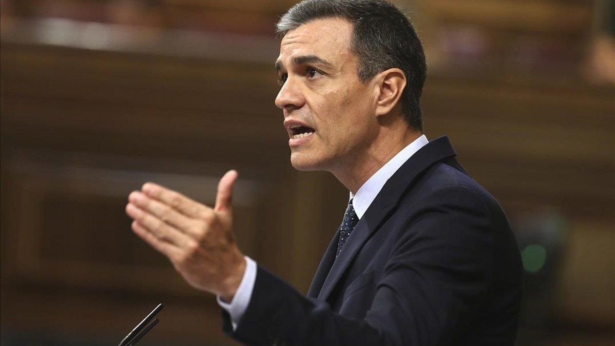 Pedro Sánchez pierde la primera votación de investidura