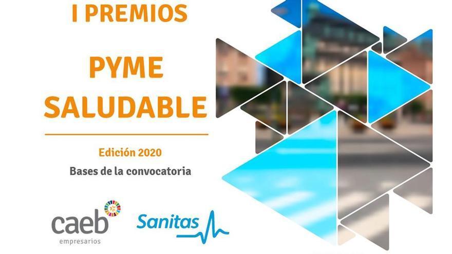 """I Edición de los Premios CAEB - SANITAS """"PYME SALUDABLE"""""""