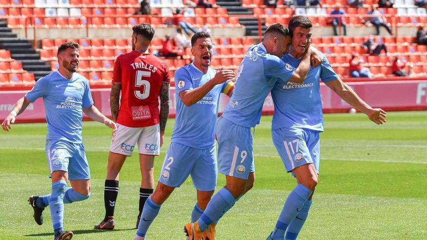 La UD Ibiza se proclama campeona del grupo 3 y saca el billete para el 'play-off' a Segunda