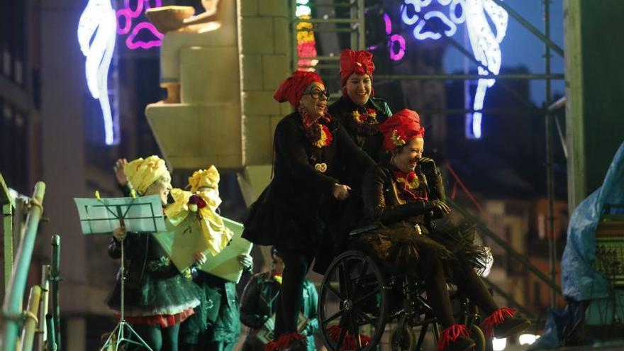 Puigdemont, en la diana de la sátira carnavalera