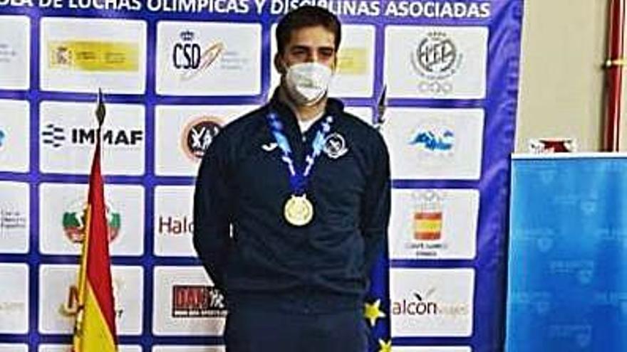 España convoca a Santi Sánchez para un torneo en Rumanía