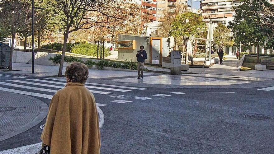 La velocidad en Séneca y en el Ayuntamiento de Alicante se limita a 20 km por hora