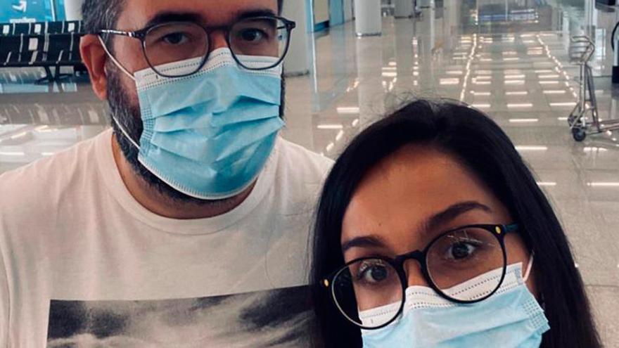 Air Europa se disculpa con los sanitarios a los que impidió volar a Bilbao