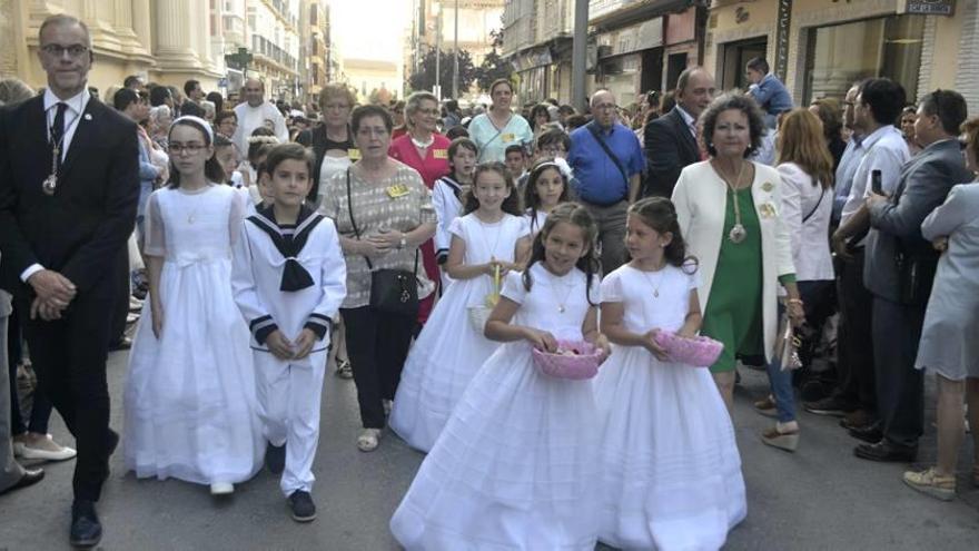 Los más pequeños, protagonistas del Corpus Christi