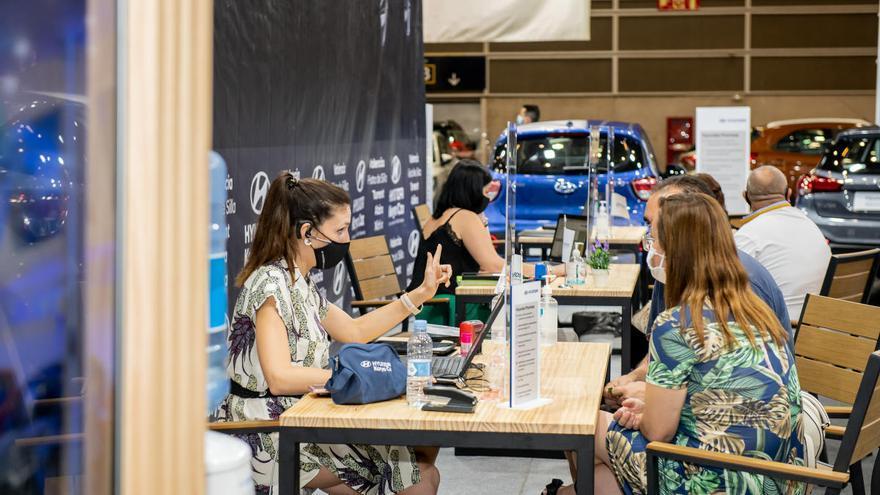 Gran éxito de la Feria del Vehículo Selección Ocasión 2020
