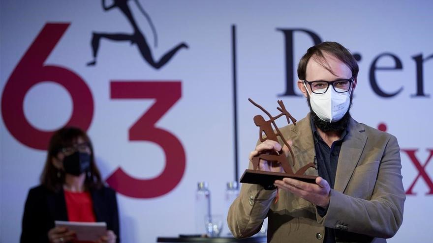 """El almeriense Juan Manuel Gil gana el Premio Biblioteca Breve con """"Trigo limpio"""""""