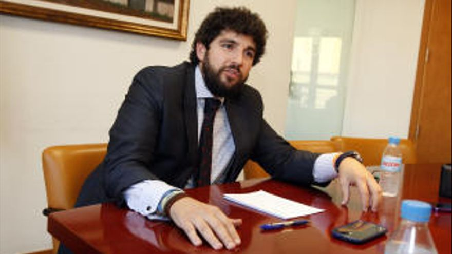 El PP propone a Miras como presidente de Murcia