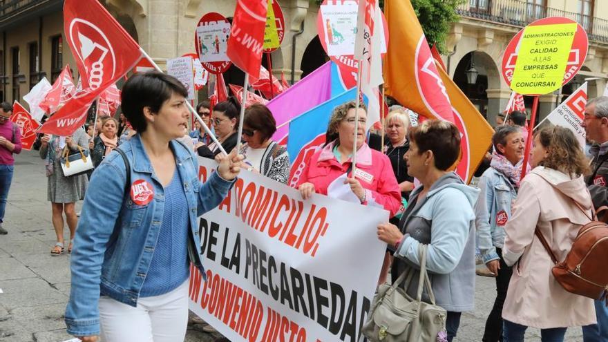 """Las residencias privadas, """"con dificultades para contratar"""" profesionales en Zamora"""