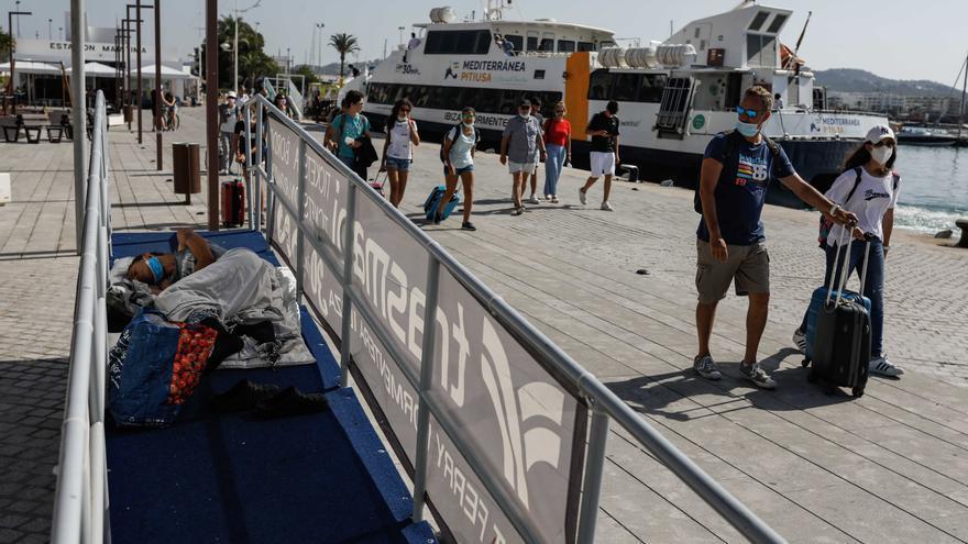 Indemnizan con 7.000 euros a una turista por una caída en Ibiza