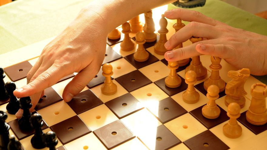 Un equipo de Málaga alcanza la final del XIX Campeonato de España de ajedrez para ciegos