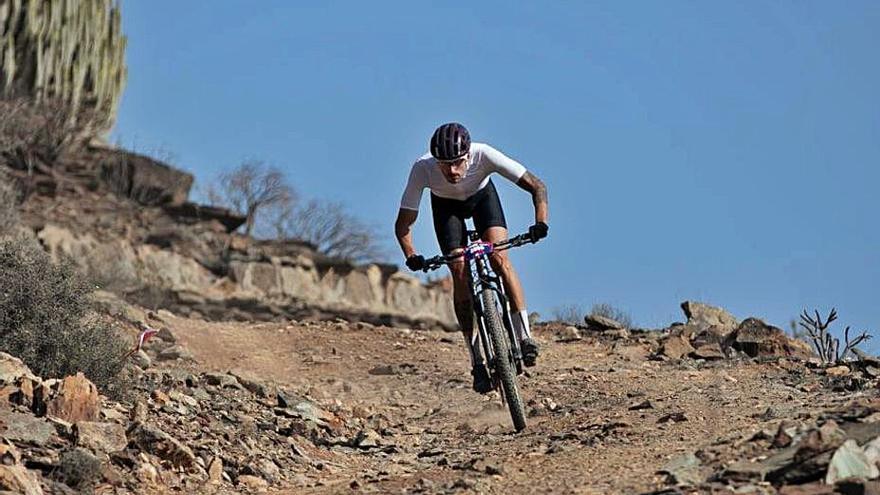 El estreno de la Trail & Bike Series Canarias cita a 300 deportistas en Maspalomas