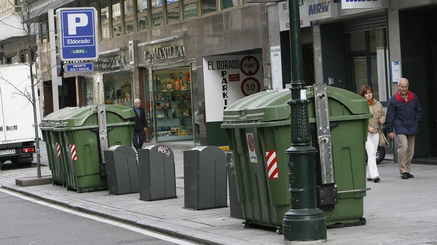 Geolocaliza en un contenedor de Vigo el portátil que le habían robado
