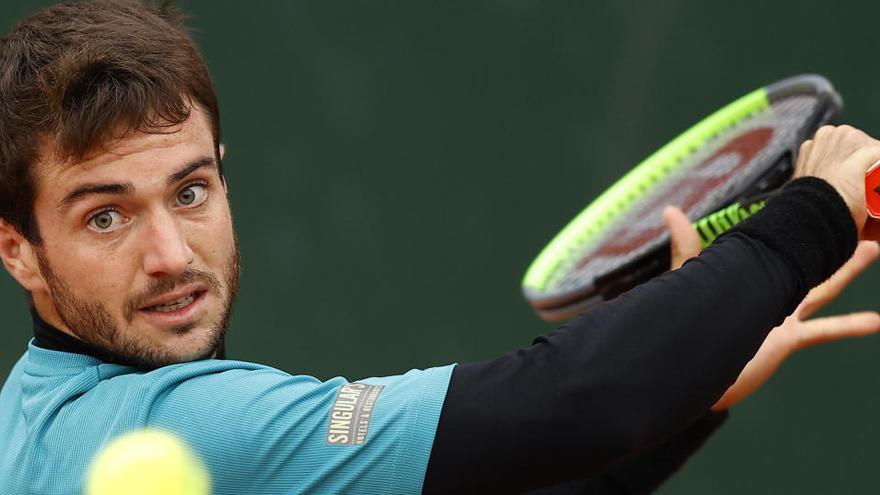Pedro Martínez gana su primer partido en Roland Garros